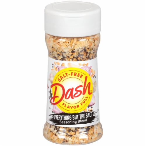 Dash Everything But The Salt Seasoning Blend Perspective: front