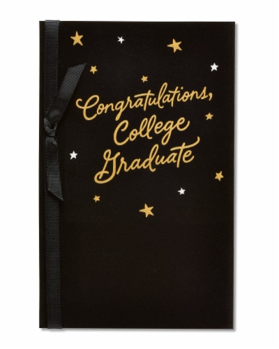 American Greetings College Graduation Card (Graduate) Perspective: front