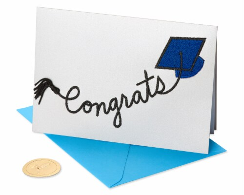 Papyrus #55 Graduation Card (Mortarboard) Perspective: front