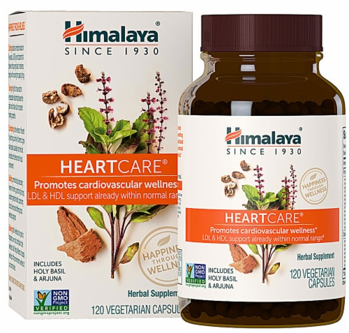 Himalaya  HeartCare® Perspective: front
