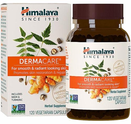 Himalaya DermaCare Vegetarian Capsules Perspective: front