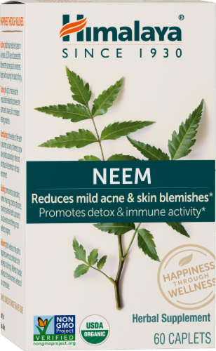 Himalaya Pure Herbs Neem Perspective: front