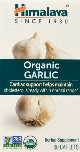 Himalaya  Organic Garlic Perspective: front