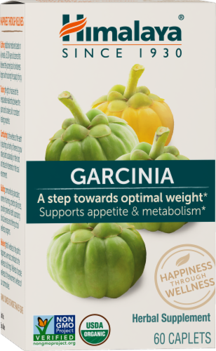 Himalaya Pure Herbs Garcinia Perspective: front