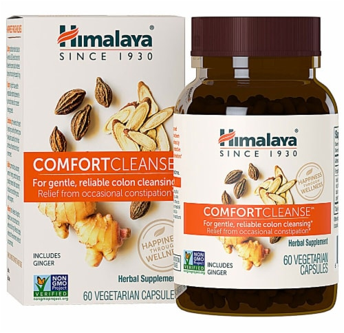 Himalaya  ComfortCleanse™ Perspective: front
