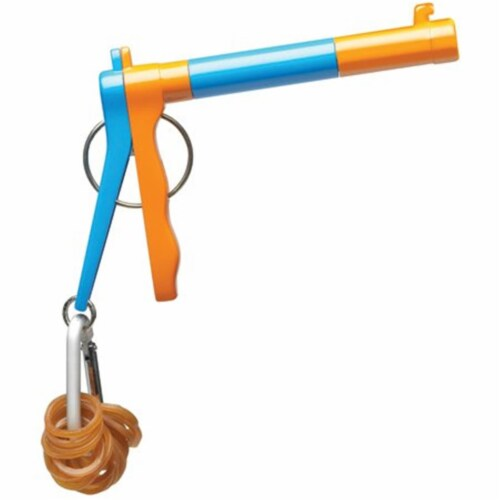 Hog Wild 325732 Supreme Rubber Band Shooter Perspective: front