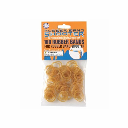 Hog Wild 325733 Rubber Band Shooter Refill Perspective: front