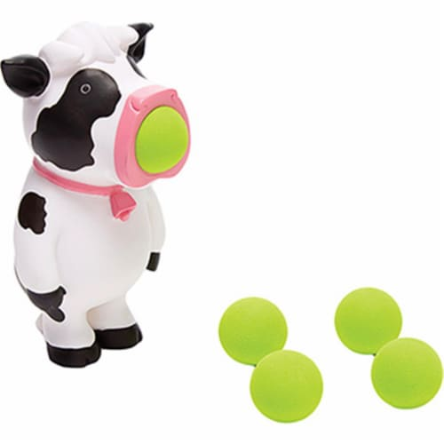 Hog Wild 325738 Moo Ball Popper Perspective: front