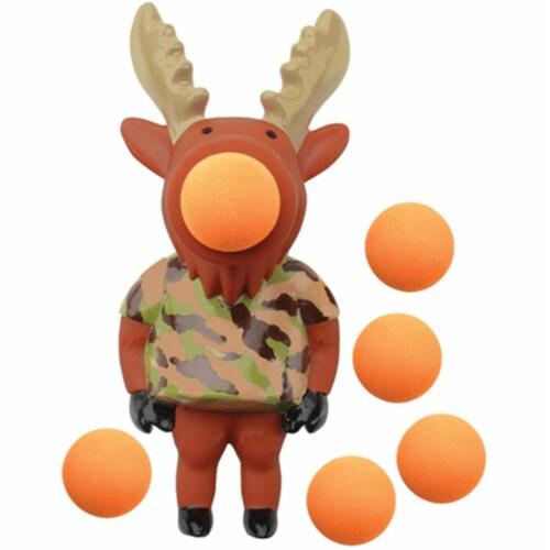 Hog Wild 325790 Moose Popper Perspective: front