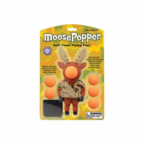 Hog Wild 325787 Duck Popper Toy Perspective: front