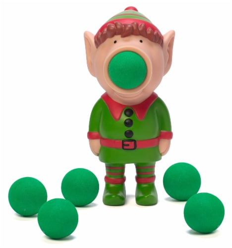 Christmas Popper - Elf Perspective: front