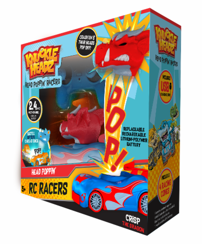 RC Knuckle-Headz - Dragon Perspective: front