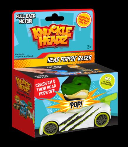 Knuckle-Headz Dinosaur Perspective: front
