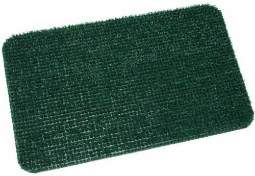 GrassWorx AstroTurf Flair Doormat - Spruce Green Perspective: front