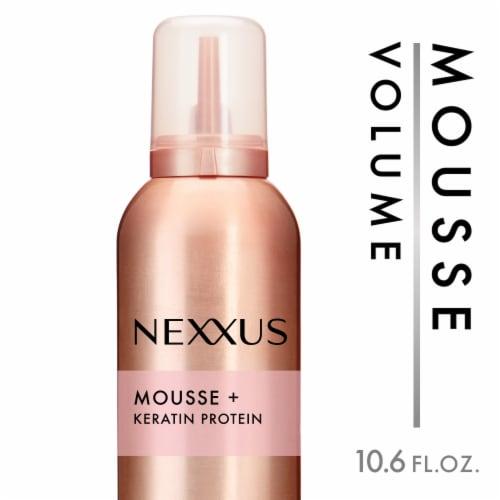 Nexxus Mousse Plus Superior Hold Volumizing Foam Perspective: front
