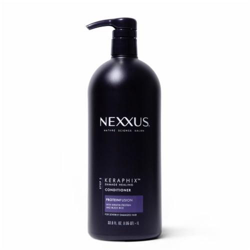 Nexxus Keraphix Damage Healing Conditioner Perspective: front