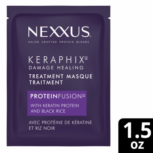 Nexxus Keraphix ProteinFusion Hair Treatment Masque Perspective: front