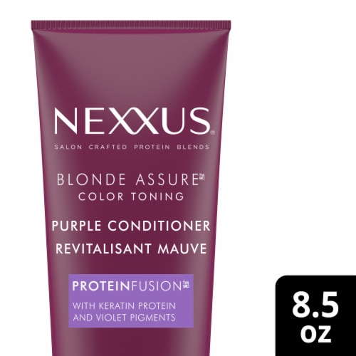 Nexxus Blonde Assure Protein Fusion Color Toning Conditioner Perspective: front