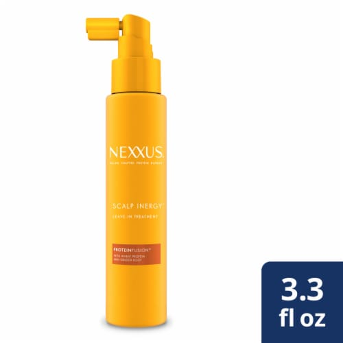 Nexxus Scalp Inergy Scalp & Hair Vitality Leave-In Treatment Perspective: front