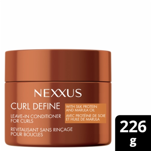 Nexxus Curl Define Leave-In Conditioner Perspective: front
