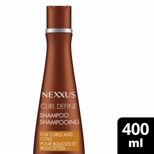 Nexxus Curl Define Shampoo Perspective: front