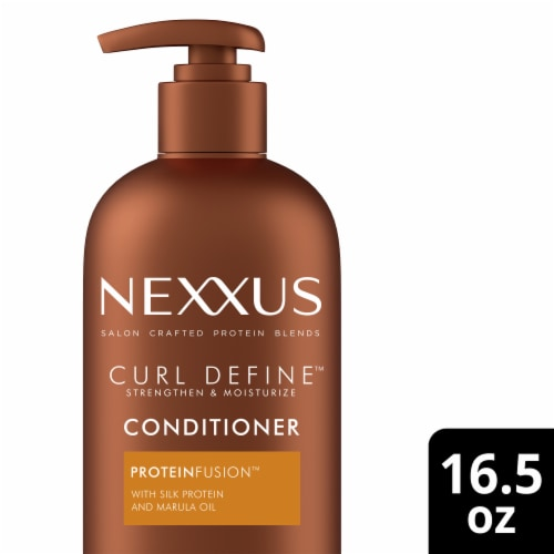 Nexxus Curl Define Conditioner for Curls and Coils Perspective: front