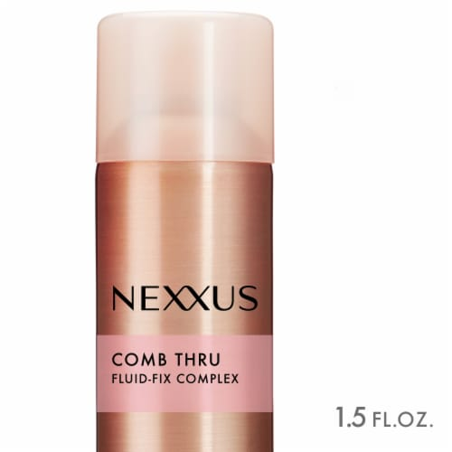 Nexxus Volume Comb Thru Finishing Mist Perspective: front