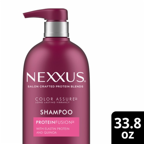 Nexxus Color Assure Shampoo Sulfate Free Perspective: front