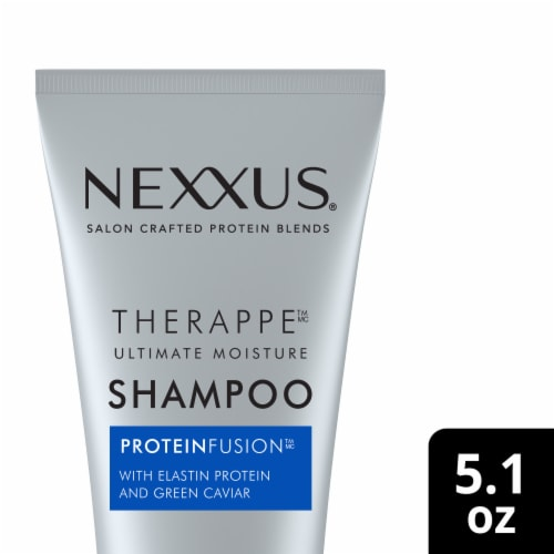 Nexxus® Silicone-Free Therappe Ultimate Moisture ProteinFusion Shampoo for Dry Hair Perspective: front