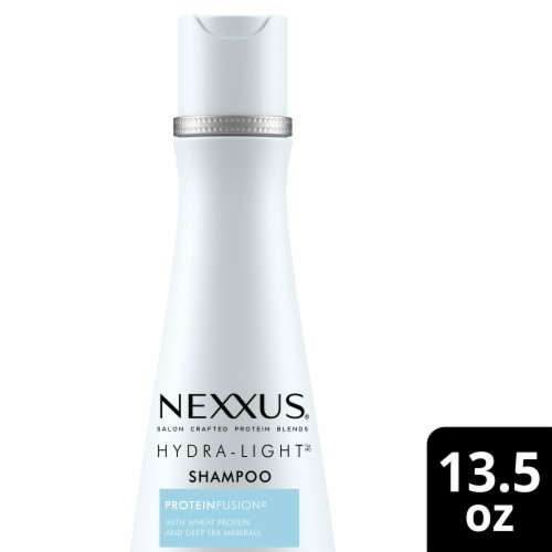 Nexxus Hydralight Shampoo Perspective: front