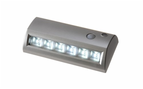 Fulcrum Products 6 LED Activated Path Light Perspective: front