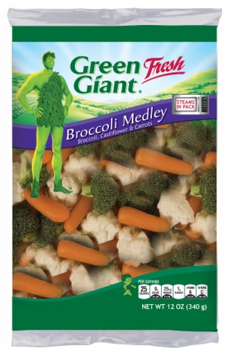 Green Giant Broccoli Medley Perspective: front