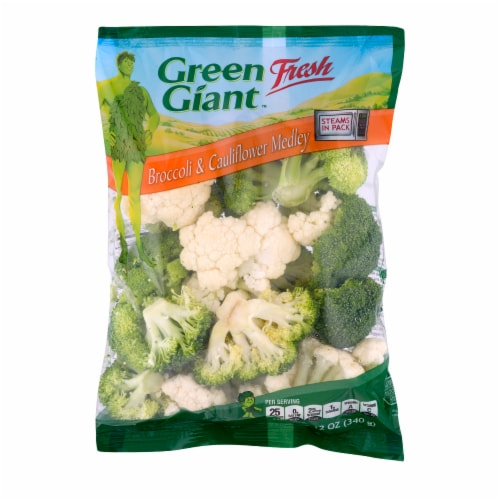 Green Giant Broccoli & Cauliflower Perspective: front