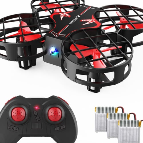 Vantop VTH823HPlus Snaptain Portable Mini Drone for Kids Perspective: front