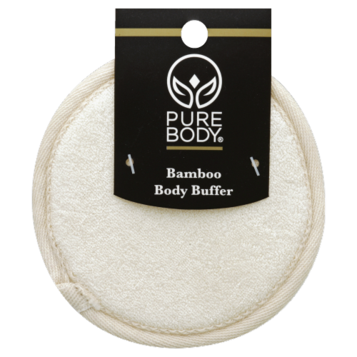 Pure Body Bamboo Body Buffer Perspective: front