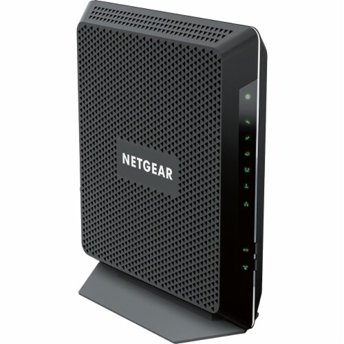 NETGEAR Nighthawk C7000 IEEE Cable Modem/Wireless Router Perspective: front