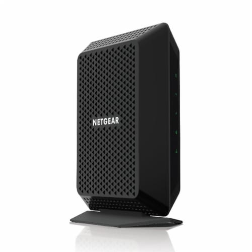Netgear Docsis High Speed Cable Modem Perspective: front