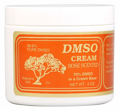 DMSO  Cream Rose Scented Perspective: front