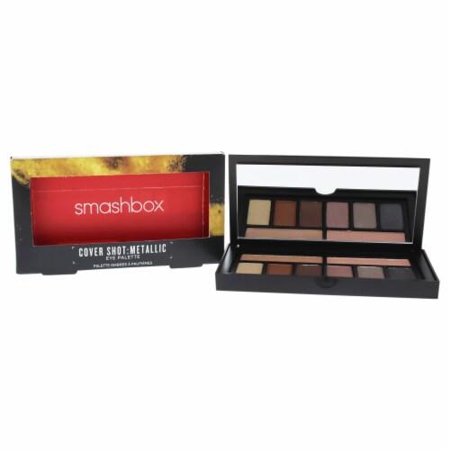 Smashbox Cover Shot Eye Palettes  Metallic Eyeshadow 0.27 oz Perspective: front