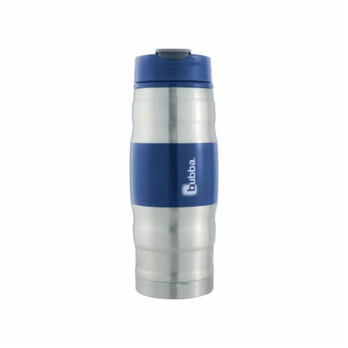 Bubba Brands 16 oz. Travel Tumbler - Classic Navy Perspective: front
