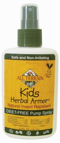 All Terrain Kids Herbal Armor Natural Insect Repellent Perspective: front