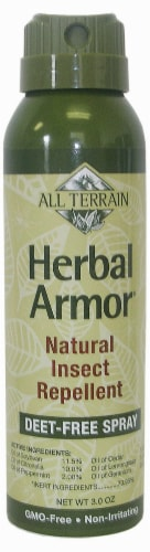 All Terrain Herbal Armor Natural Insect Repellent Spray Perspective: front