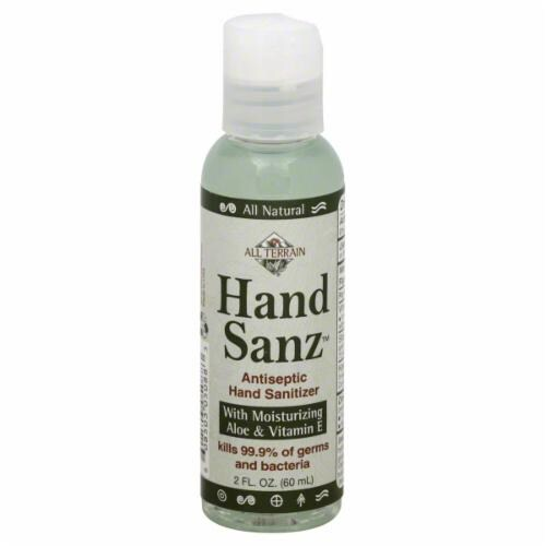 All Terrain Hand Sanz Perspective: front