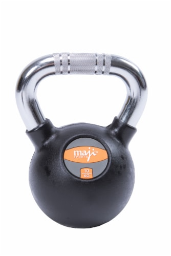 Kettlebell - 10 kg Perspective: front