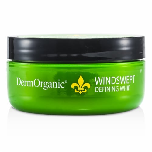 DermOrganic Windswept Defining Whip Cream 4 oz Perspective: front