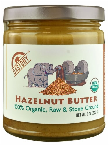 Windy City Organics  Dastony™ Hazelnut Butter Perspective: front