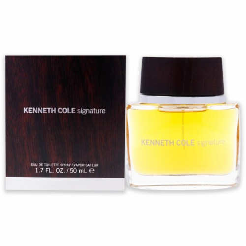 Kenneth Cole Kenneth Cole Signature EDT Spray 1.7 oz Perspective: front