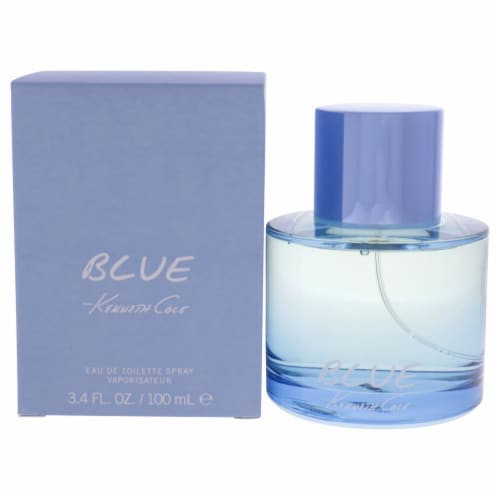 Kenneth Cole Kenneth Cole Blue EDT Spray 3.4 oz Perspective: front