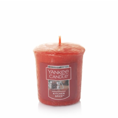 Yankee Candle Kitchen Spice Candle 1 75 Oz King Soopers