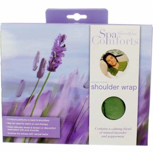 Spa Comforts Shoulder Wrap Perspective: front